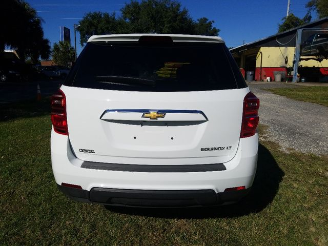 2016 Chevrolet Equinox LT Dunnellon, FL 4