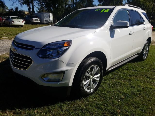 2016 Chevrolet Equinox LT Dunnellon, FL 7