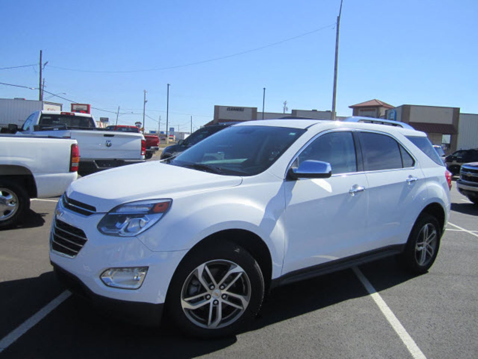 2016 Chevrolet Equinox LTZ Fort Smith AR Breeden Auto Sales In Fort Smith,  ...