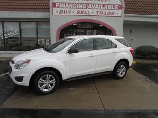 2016 Chevrolet Equinox LS AWD in Fremont, OH 43420