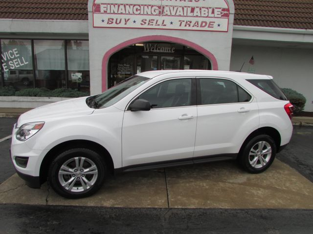 2016 Chevrolet Equinox LS in Fremont, OH 43420