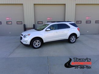 2016 Chevrolet Equinox LT in Gifford, IL 61847