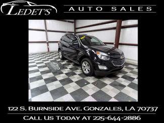 2016 Chevrolet Equinox LT - Ledet's Auto Sales Gonzales_state_zip in Gonzales
