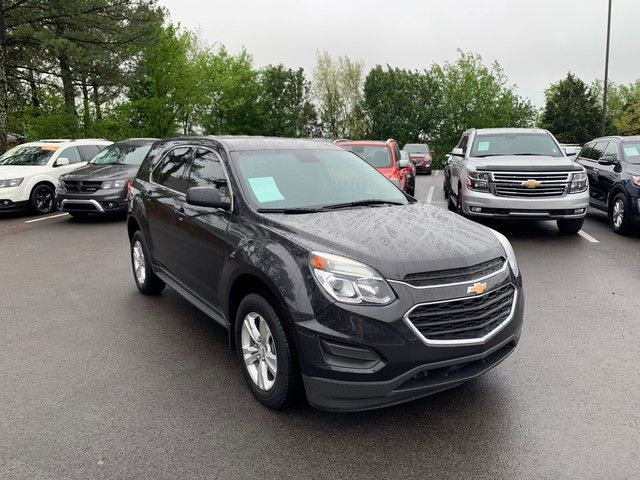 2016 Chevrolet Equinox LS | Huntsville, Alabama | Landers Mclarty DCJ & Subaru in  Alabama