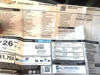 2016 Chevrolet-2 Owner!! 2016!! Equinox-CARMARSOUTH.COM LS-BUY HERE PAY HERE!! Knoxville, Tennessee 14