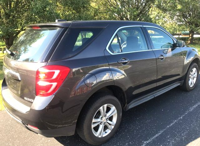 2016 Chevrolet-2 Owner!! 2016!! Equinox-CARMARSOUTH.COM LS-BUY HERE PAY HERE!! Knoxville, Tennessee 4
