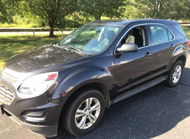 2016 Chevrolet-2 Owner!! 2016!! Equinox-CARMARSOUTH.COM LS-BUY HERE PAY HERE!! Knoxville, Tennessee