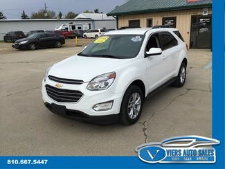 2016 Chevrolet Equinox LT in Lapeer, MI 48446