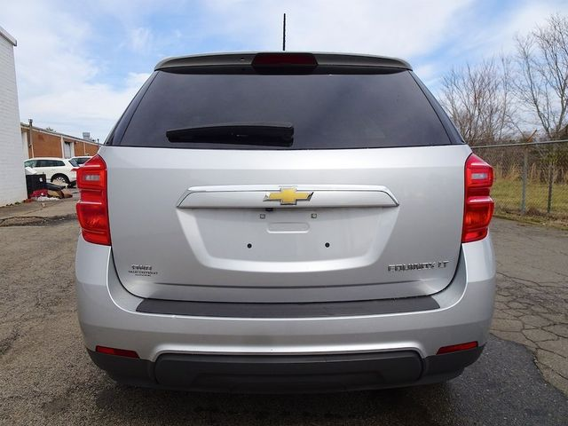 2016 Chevrolet Equinox LT Madison, NC 3
