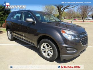 2016 Chevrolet Equinox LS in McKinney, Texas 75070