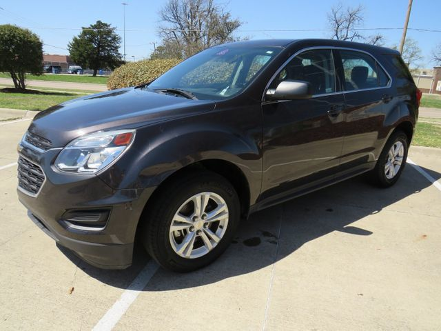 2016 Chevrolet Equinox LS in McKinney, Texas 75070