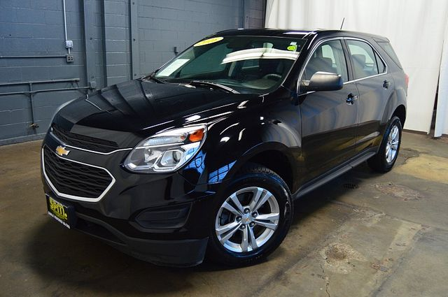 2016 Chevrolet Equinox LS in Merrillville, IN 46410
