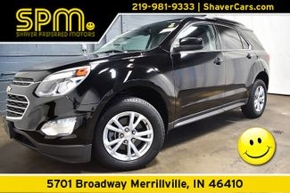 2016 Chevrolet Equinox LT in Merrillville, IN 46410
