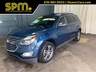 2016 Chevrolet Equinox LTZ in Merrillville, IN 46410