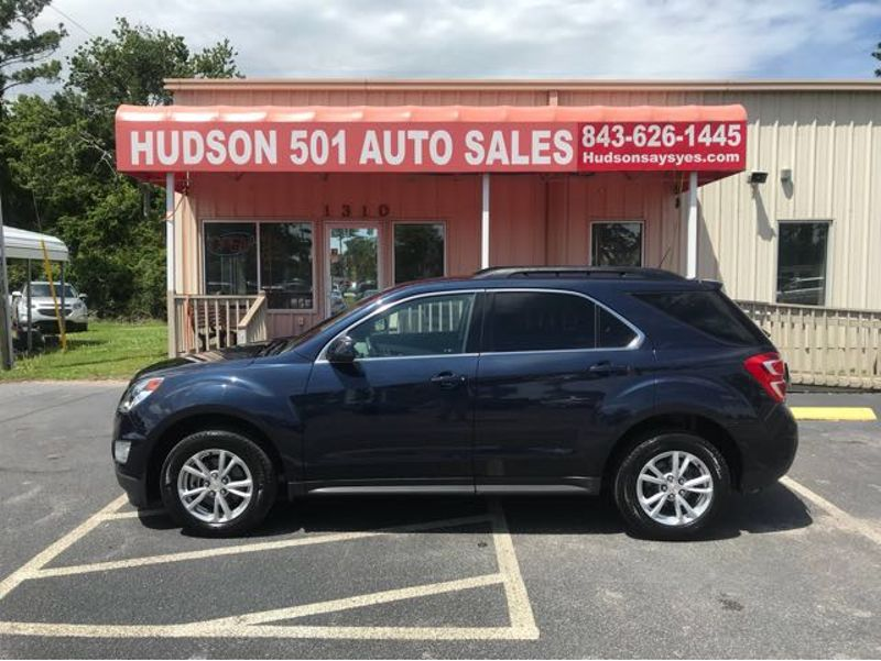 2016 Chevrolet Equinox LT | Myrtle Beach, South Carolina | Hudson Auto Sales in Myrtle Beach South Carolina