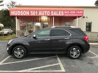 2016 Chevrolet Equinox LTZ | Myrtle Beach, South Carolina | Hudson Auto Sales in Myrtle Beach South Carolina