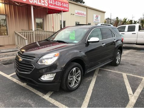 2016 Chevrolet Equinox LTZ | Myrtle Beach, South Carolina | Hudson Auto Sales in Myrtle Beach, South Carolina