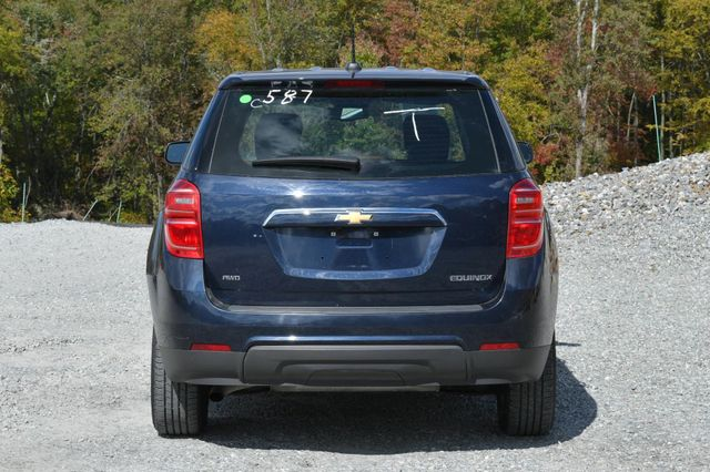 2016 Chevrolet Equinox LS Naugatuck, Connecticut 3