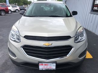 2016 Chevrolet Equinox LS  city TX  Clear Choice Automotive  in San Antonio, TX