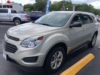 2016 Chevrolet Equinox LS  city TX  Clear Choice Automotive  in San Antonio, TX