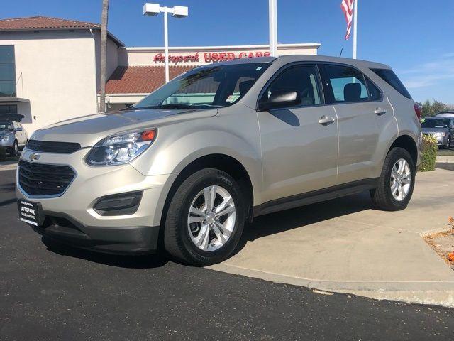 2016 Chevrolet Equinox LS | San Luis Obispo, CA | Auto Park Sales & Service in San Luis Obispo CA