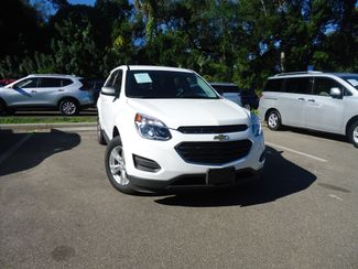 2016 Chevrolet Equinox LS AWD SEFFNER, Florida 9