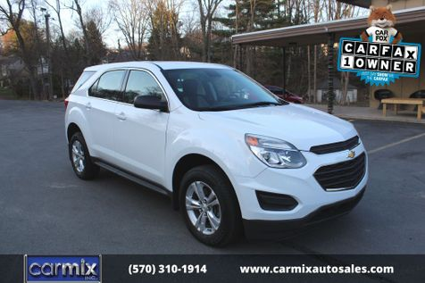 2016 Chevrolet Equinox LS in Shavertown