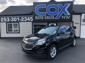 2016 Chevrolet Equinox LS in Tacoma, WA 98409