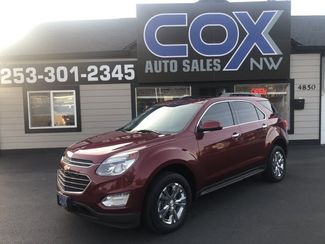2016 Chevrolet Equinox LT in Tacoma, WA 98409