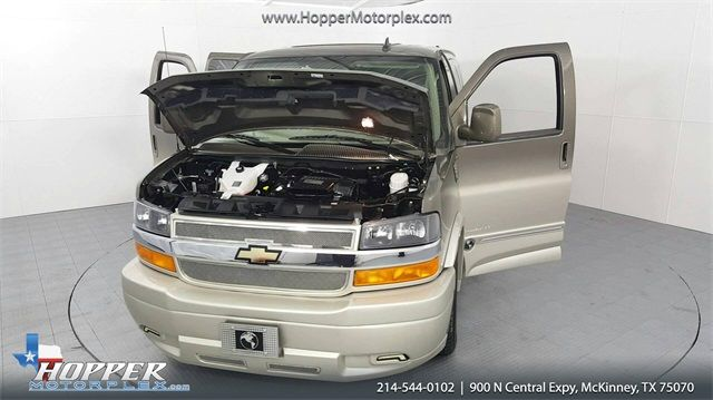 2016 Chevrolet Express 2500 Work Van Cargo in McKinney Texas, 75070