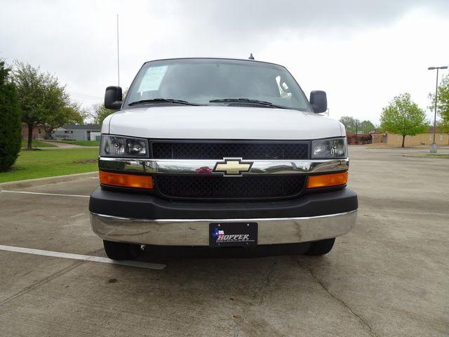 2016 Chevrolet Express 3500 LT Passenger in McKinney, Texas 75070