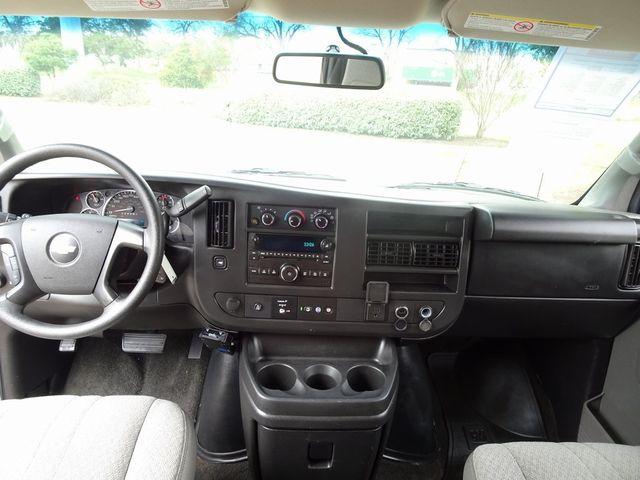 2016 Chevrolet Express 3500 LT 15 Passenger in McKinney, Texas 75070
