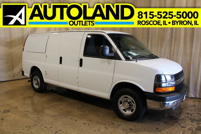 2016 Chevrolet Cargo Van 2500 Pro Plus Access Panal Van