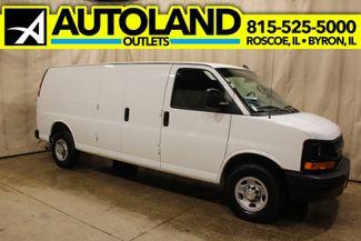 2016 Chevrolet Express Cargo Van 3500 in Roscoe, IL 61073