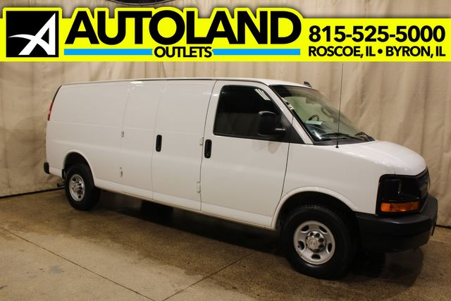 2016 Chevrolet Express Cargo Van 3500 in Roscoe, IL 61073