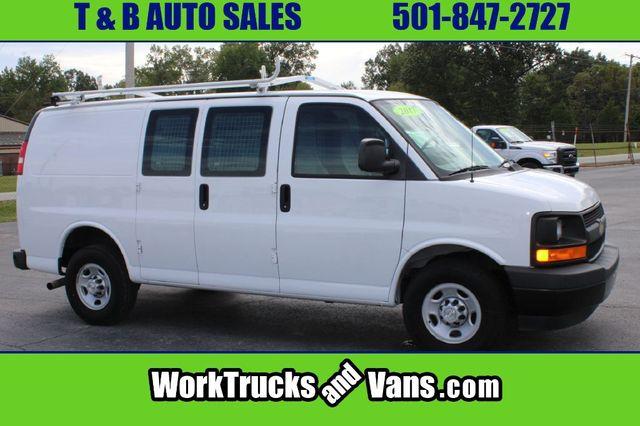 2016 Chevrolet Express Cargo Van WT 135 WB CARGO VAN in Bryant, AR 72022