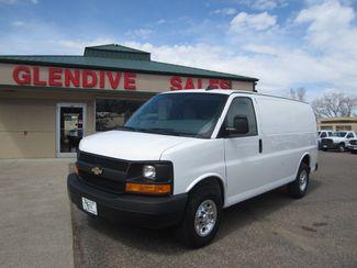 2016 Chevrolet Express Cargo Van in Glendive, MT