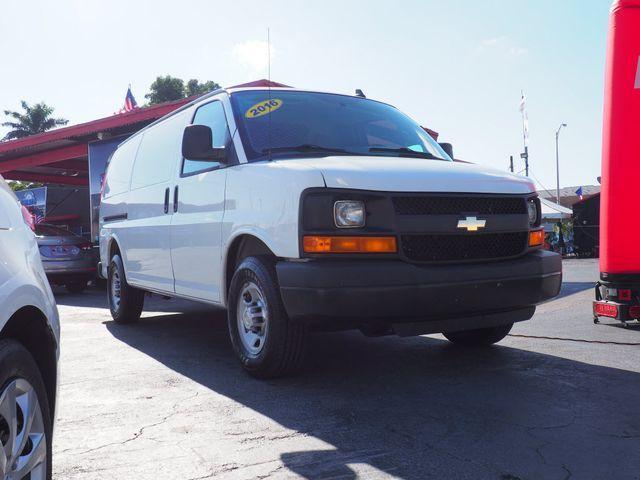 2016 Chevrolet Express Cargo Van Van 3D