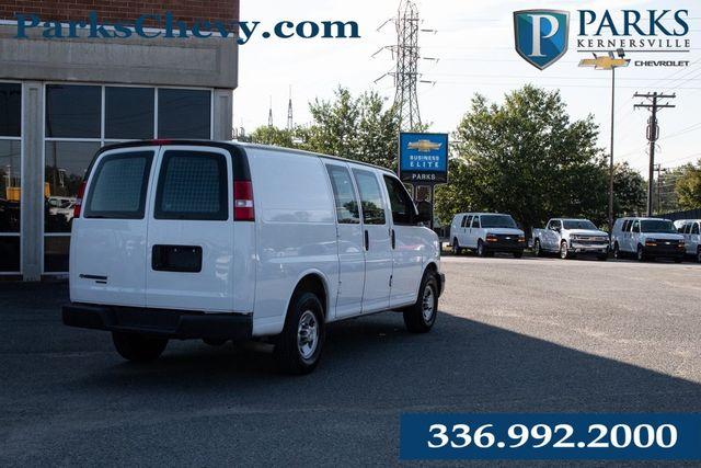 2016 Chevrolet Express Cargo Van Work Van