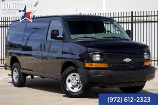 2016 Chevrolet Express 3500 Cargo Van One Owner in Plano, Texas 75093