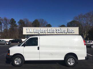 2016 Chevrolet Express Cargo Van in Richmond, VA, VA 23227