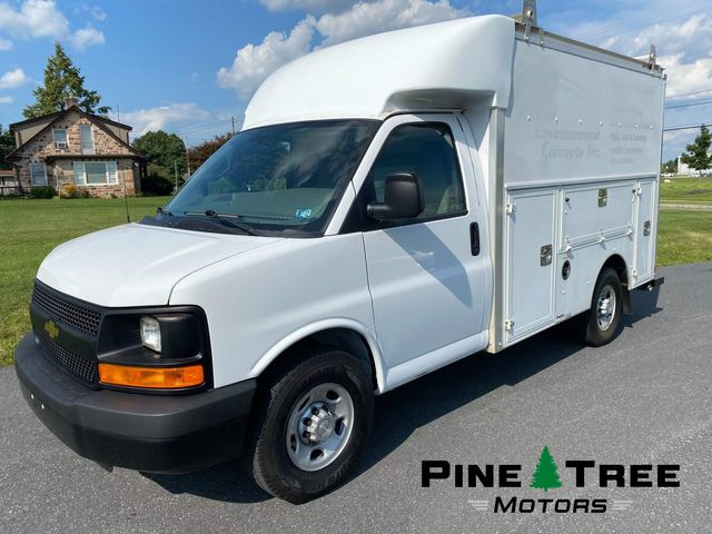 2016 Chevrolet Express Commercial Cutaway in Ephrata, PA 17522