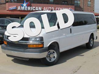 2016 Chevrolet Express Passenger LT   Houston, TX   American Auto Centers in Houston TX