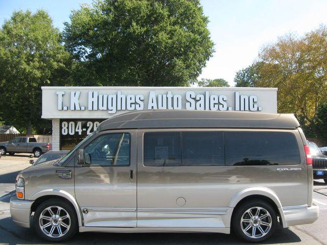 2016 Chevrolet Express Passenger Van Conversion Richmond, Virginia