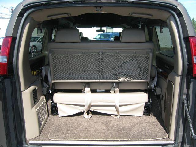 2016 Chevrolet Express Passenger Van Conversion Richmond, Virginia 29