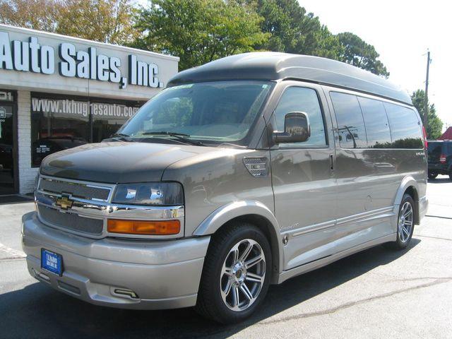 2016 Chevrolet Express Passenger Van Conversion Richmond, Virginia 1