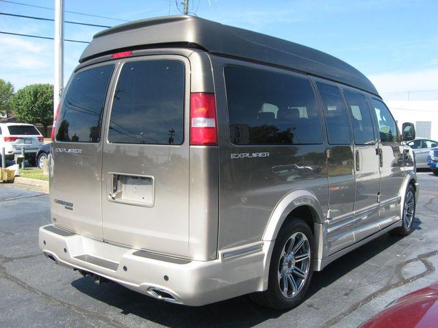 2016 Chevrolet Express Passenger Van Conversion Richmond, Virginia 5