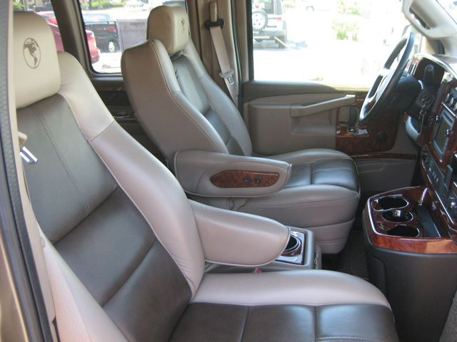 2016 Chevrolet Express Passenger Van Conversion Richmond, Virginia 19