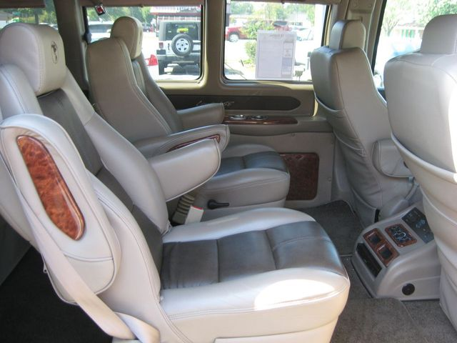 2016 Chevrolet Express Passenger Van Conversion Richmond, Virginia 21
