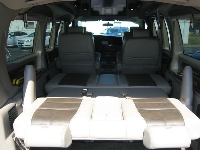2016 Chevrolet Express Passenger Van Conversion Richmond, Virginia 38